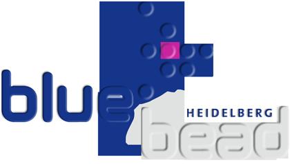 Logo bluebead